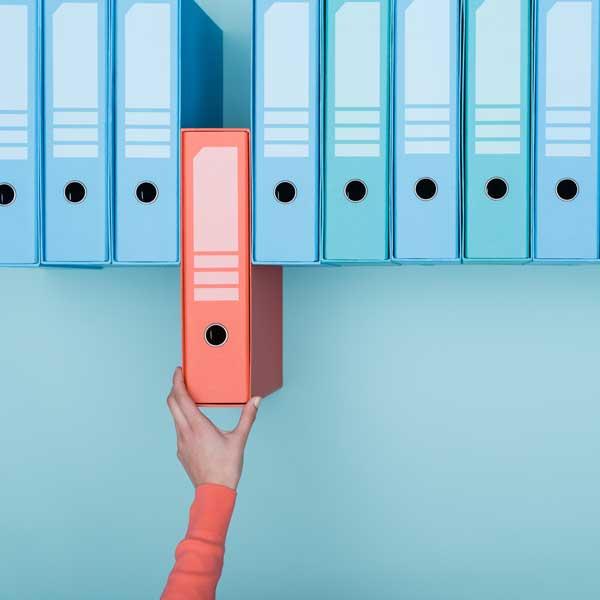 Rend a lelke mindennek, avagy 6 hatékony iratrendezési tipp