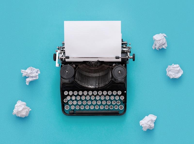 írógép, írógép szalag