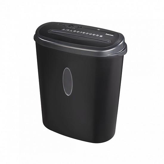 Hama Premium X12 CD iratmegsemmisítőgép max: 10 lap, 7mm kereszt, 21l tartály 50544
