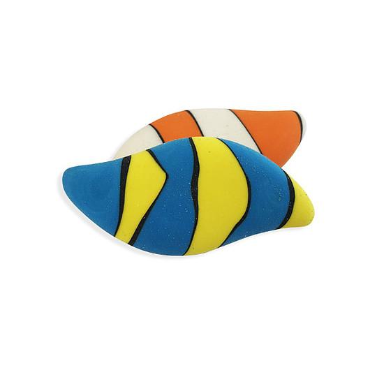 Keyroad Némó mintás radír vegyes minta, színek (36db/doboz) DARABÁR!