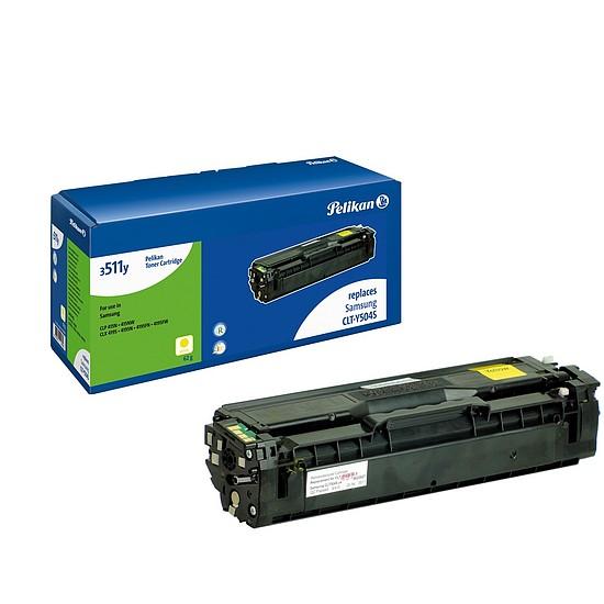 Pelikan Samsung CLP415 Yellow lézertoner 1,8K CLT-Y504S SU502A 4229816 Gr. 3511Y