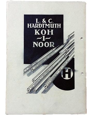 L & C Hardtmuth reklám